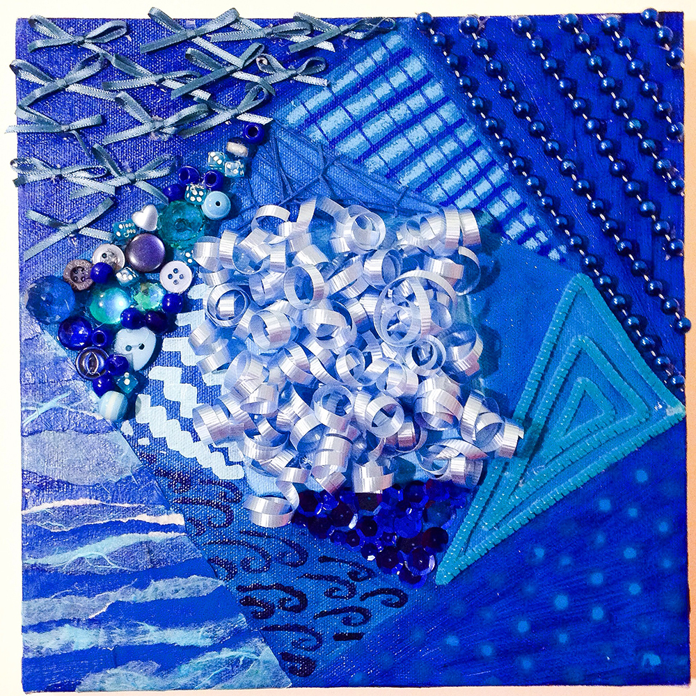BLUE (for Evan)