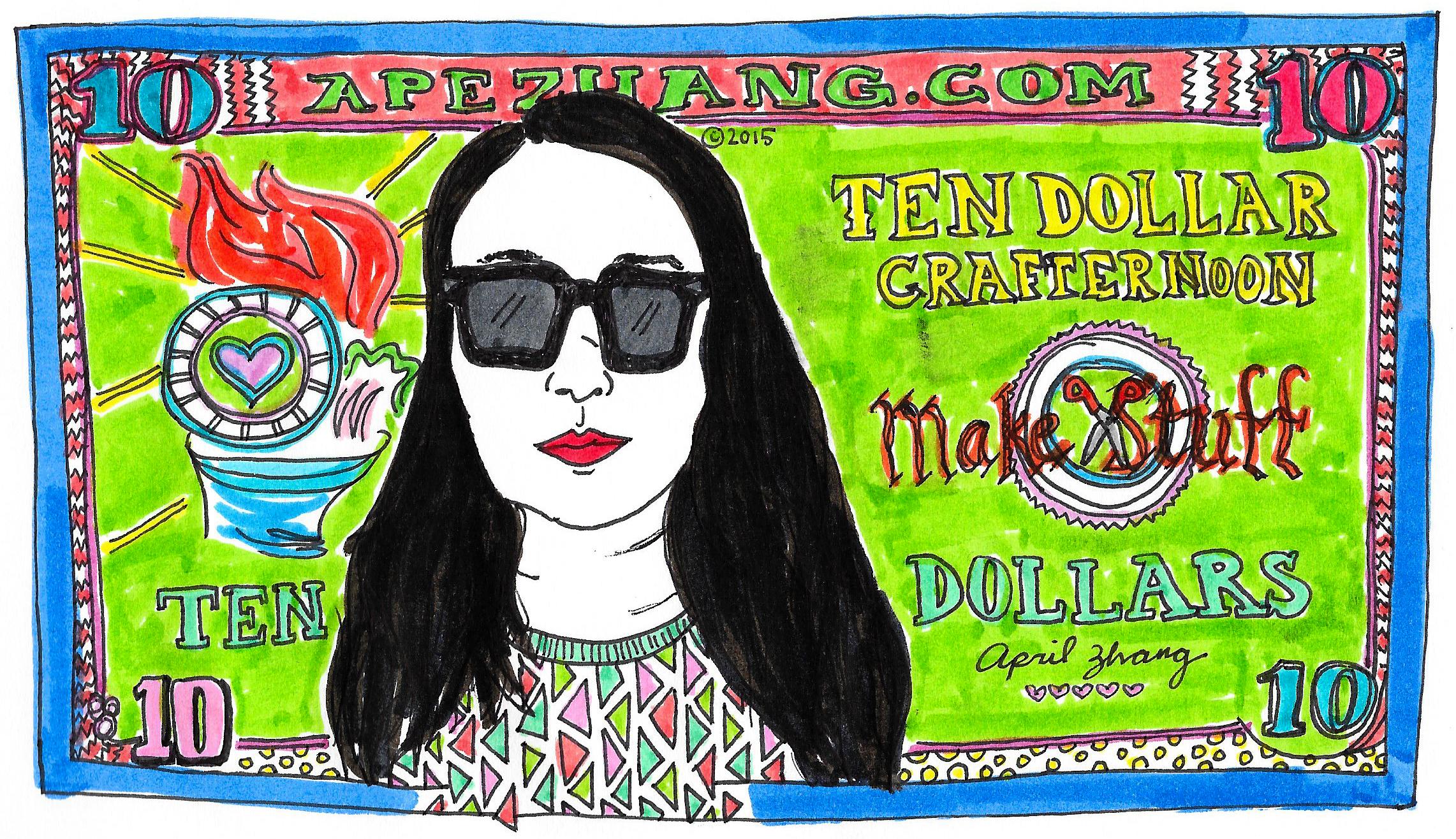 ten dollar crafternoon