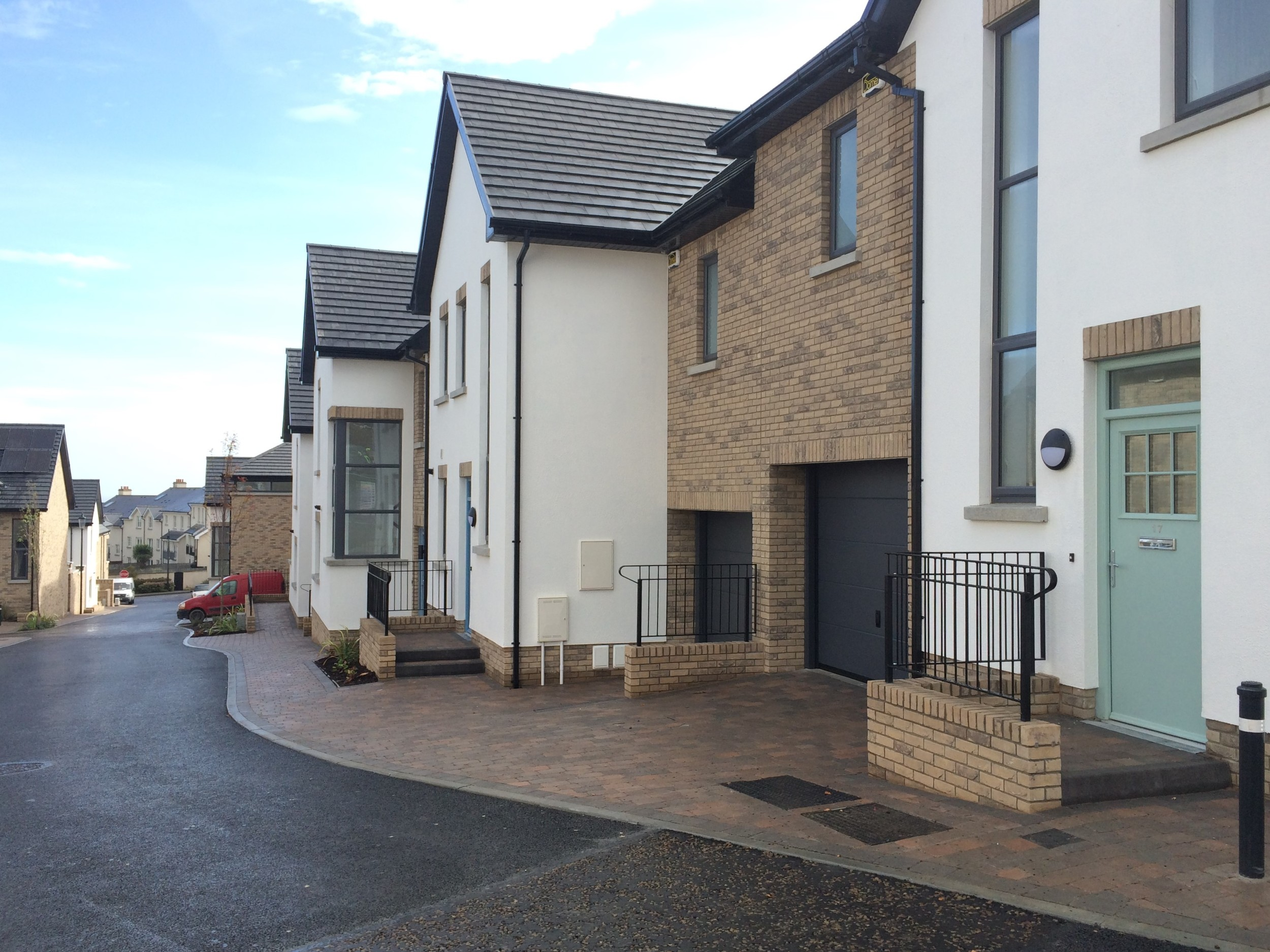 Castlebrowne's Project - Robswall Site Development