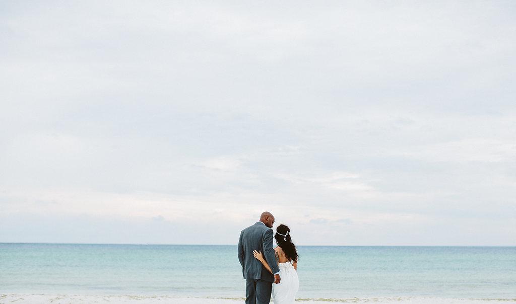 Destin Florida Beach Wedding