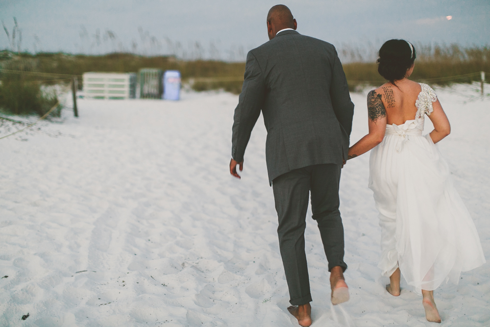 Sarah & Tarick - Destin, FL Wedding