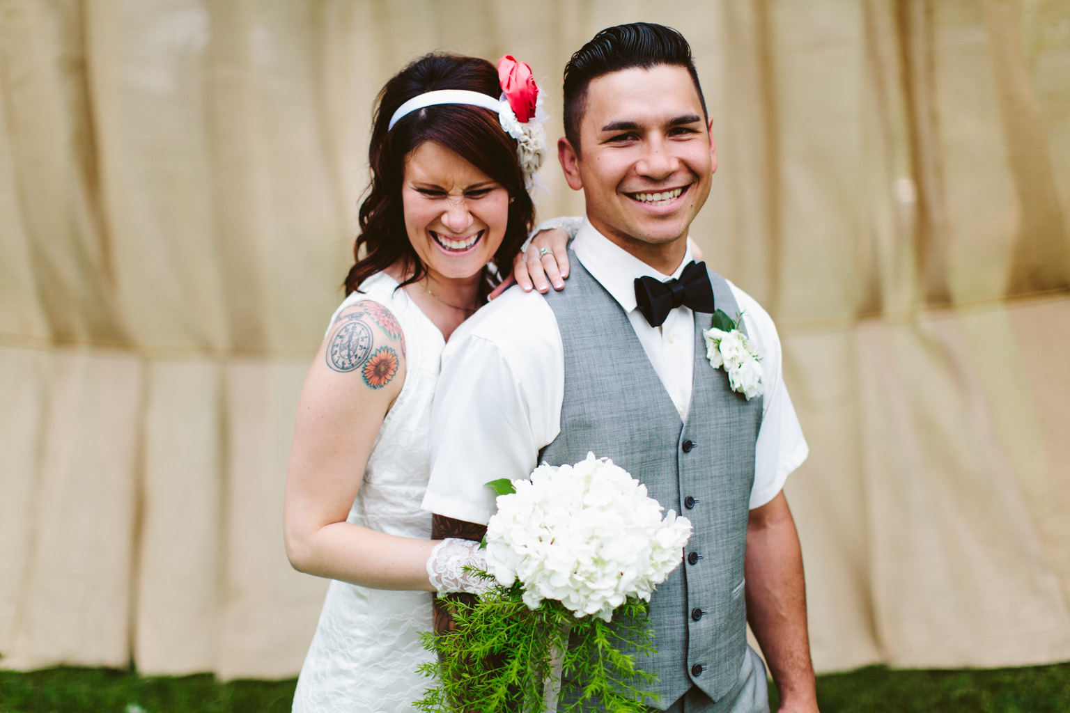 SLATTON WEDDING -  Milestone Barn, Michigan Wedding