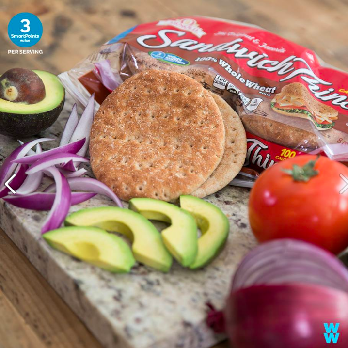 """Do you like to pile on the toppings or are you a sandwich purist? No matter your style, Arnold/Oroweat Sandwich Thins® Whole Wheat rolls make a great foundation for a filling lunch."""