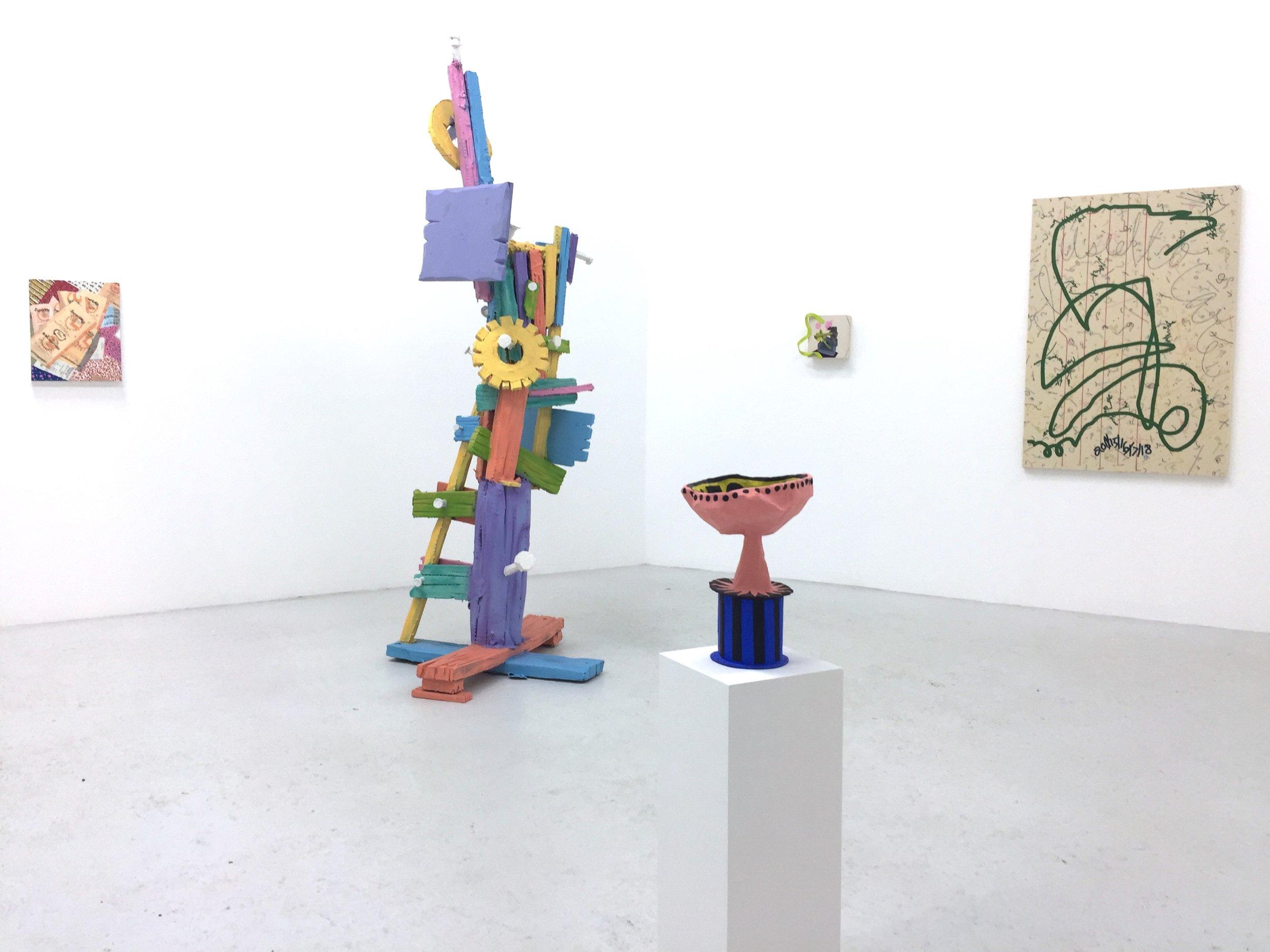 Landfill/Bedrock  at Guerrero Gallery