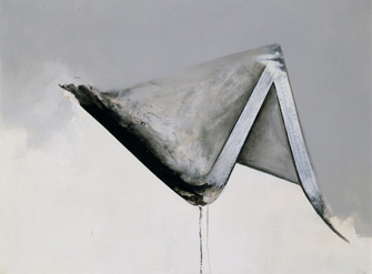 Untitled (Eternal Triangle series), 1980