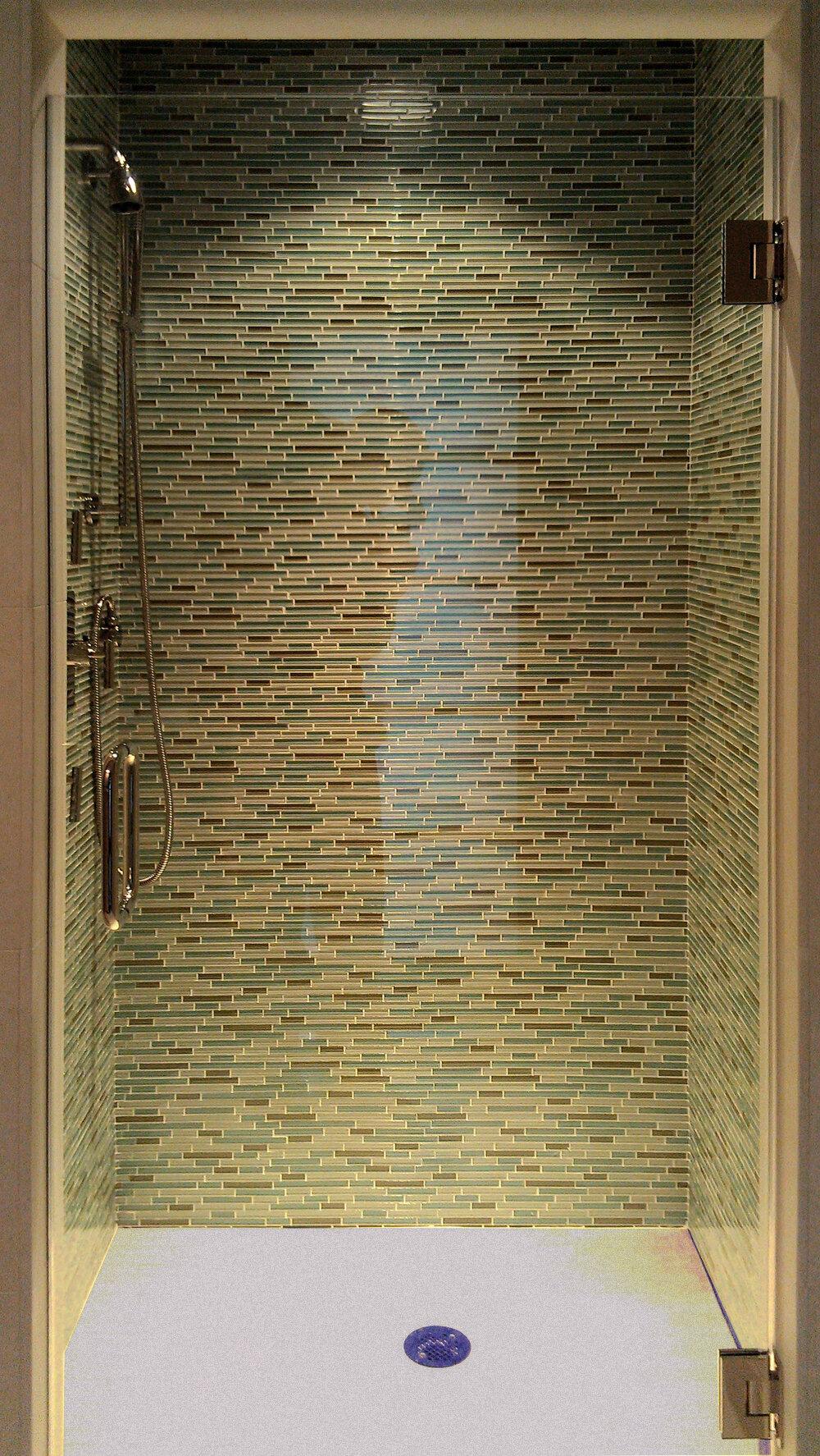 Single Glass Shower Door Gallery Shower Doors Of Dallas