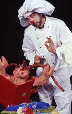 Chef & Lobster, order
