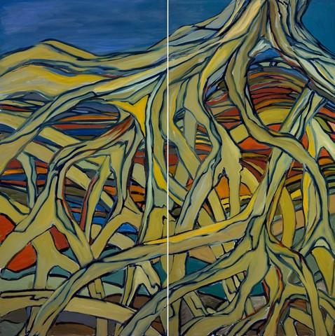 Yellow Mangroves