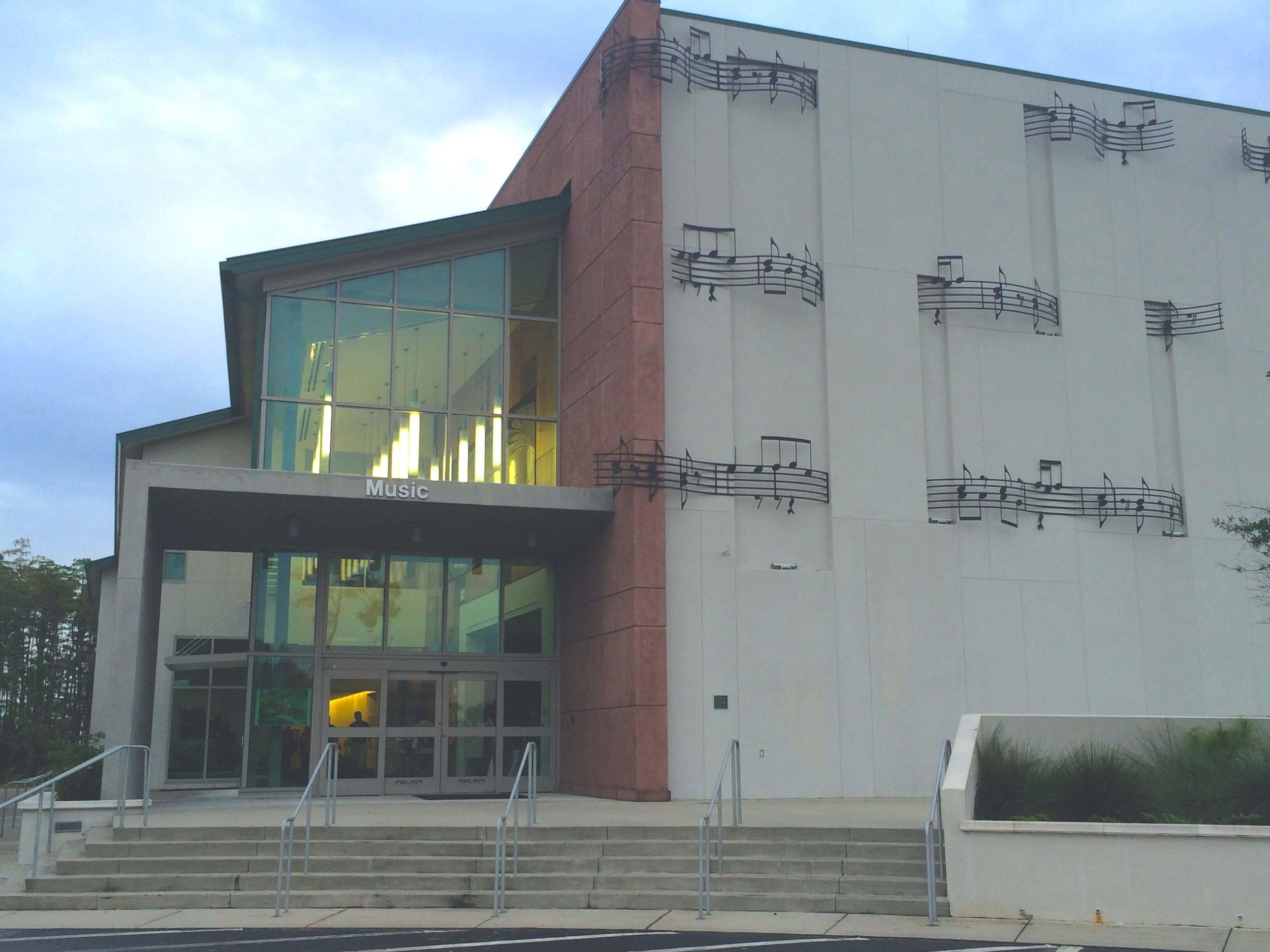 FGCU - Bower School of Music & The Arts