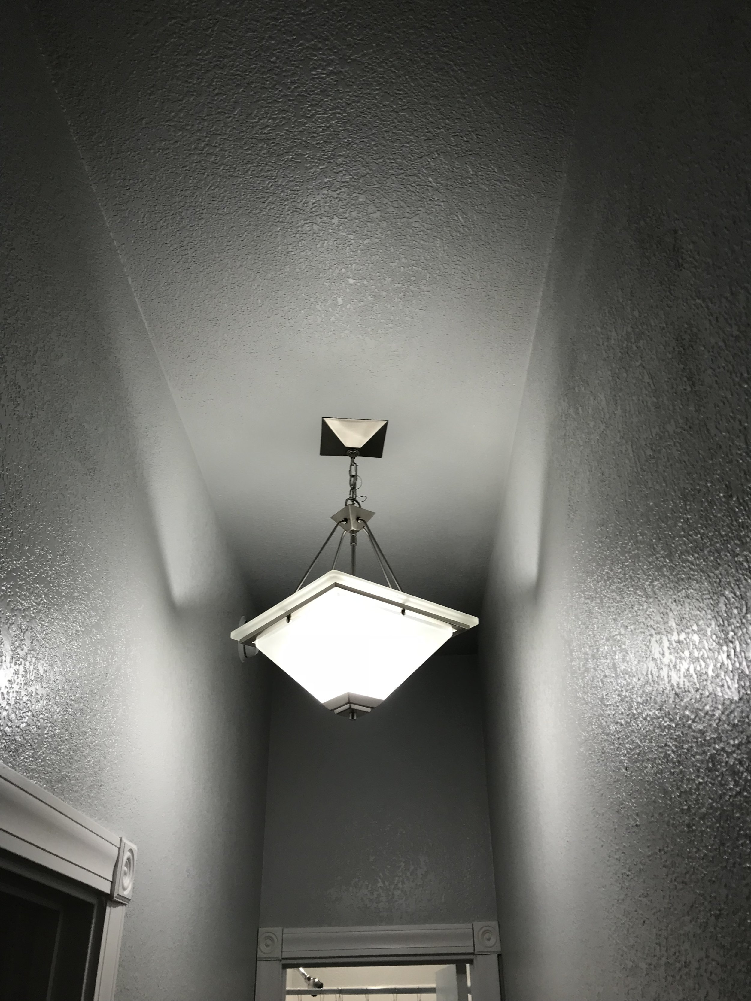 Upgraded Lighting