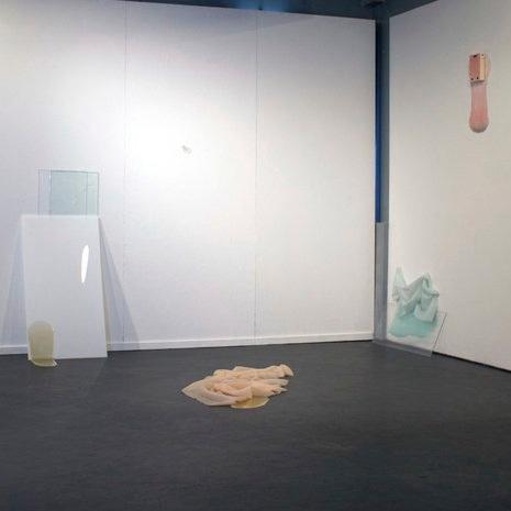 """or exist as Echos, as Aether""  2017, Vicki Myhren Gallery, Denver, CO"