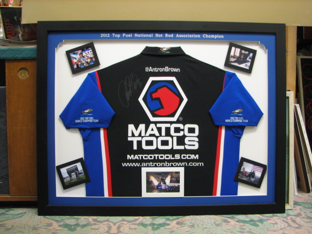Dragster Champion Jersey