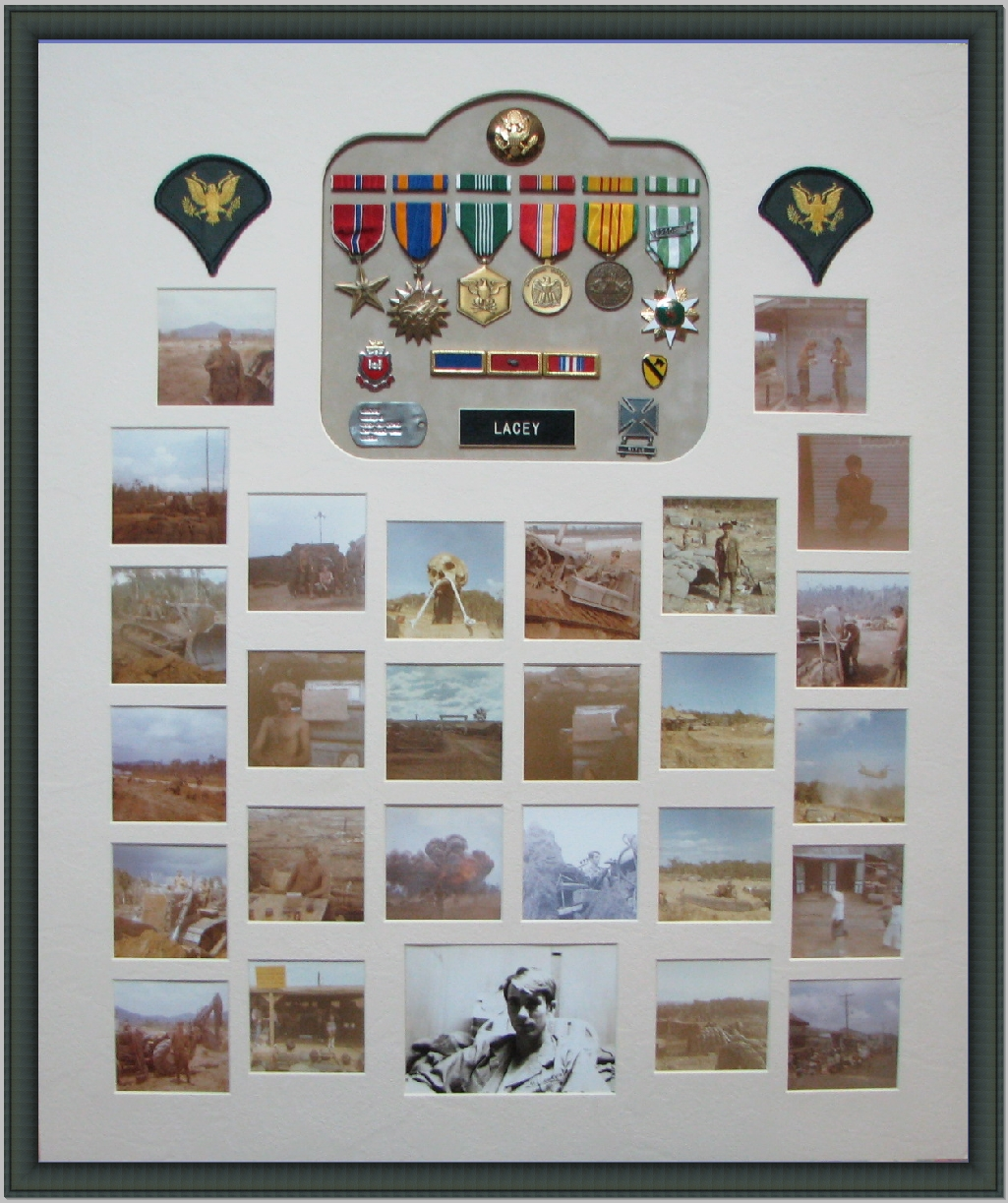 Vietnam Engineer Corp Army Bronze star