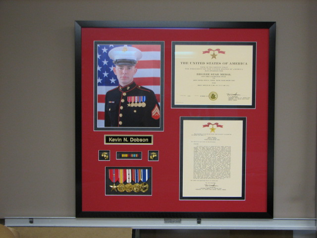 Vietnam Bronze Star US Marine