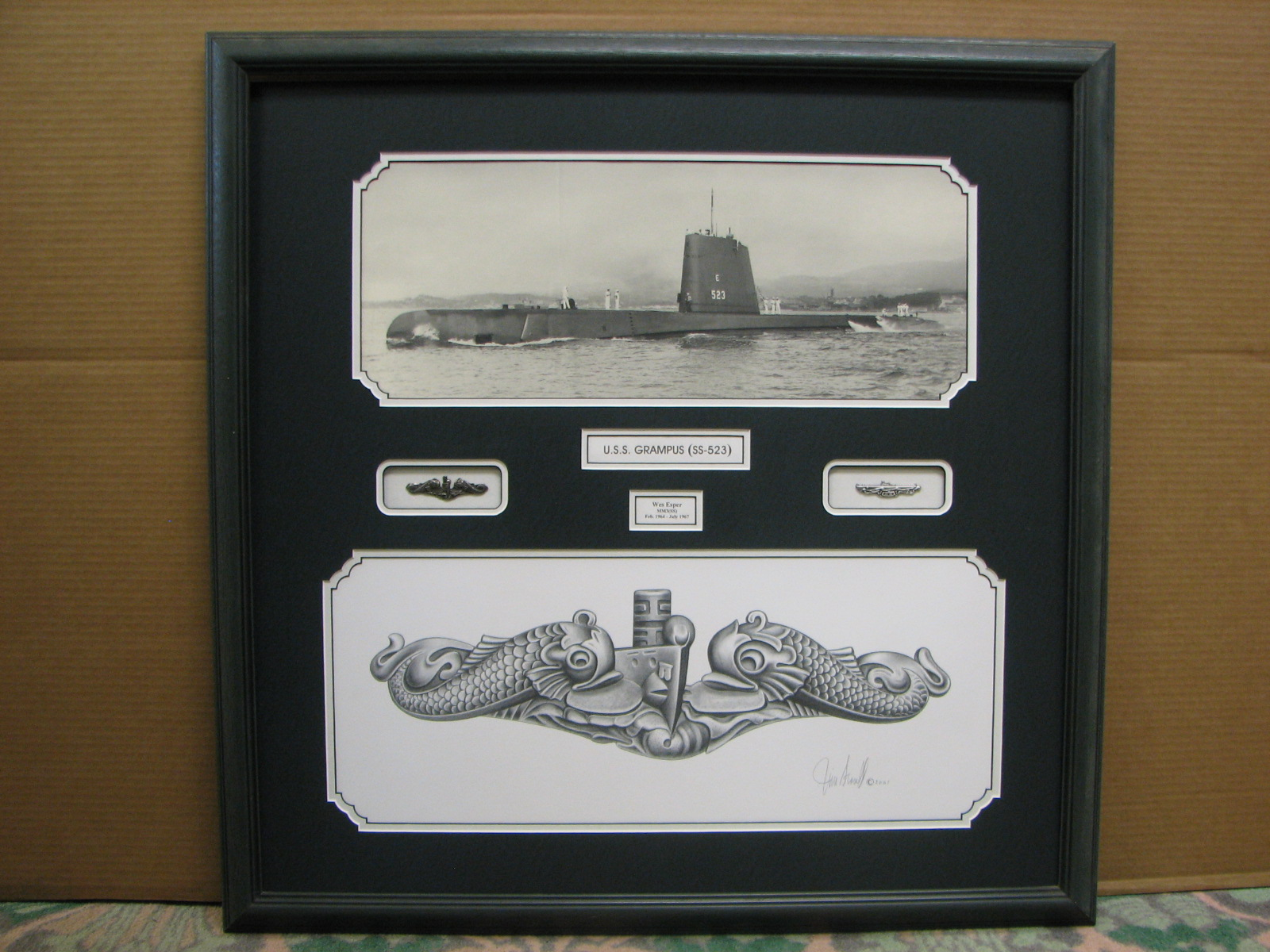 Navy Submariner