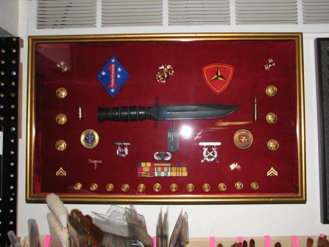 J Cook US Marine Corp 1970-1976