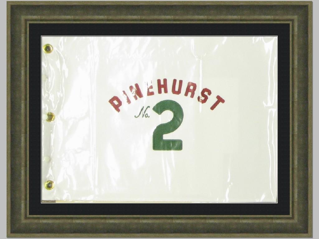 Pinehurst Golf Course Flag