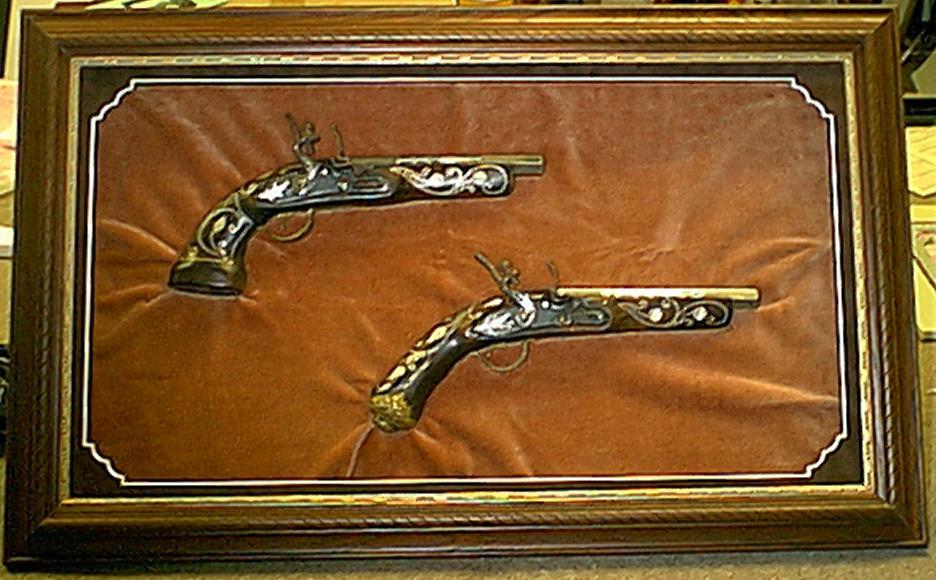 Antique Muskets