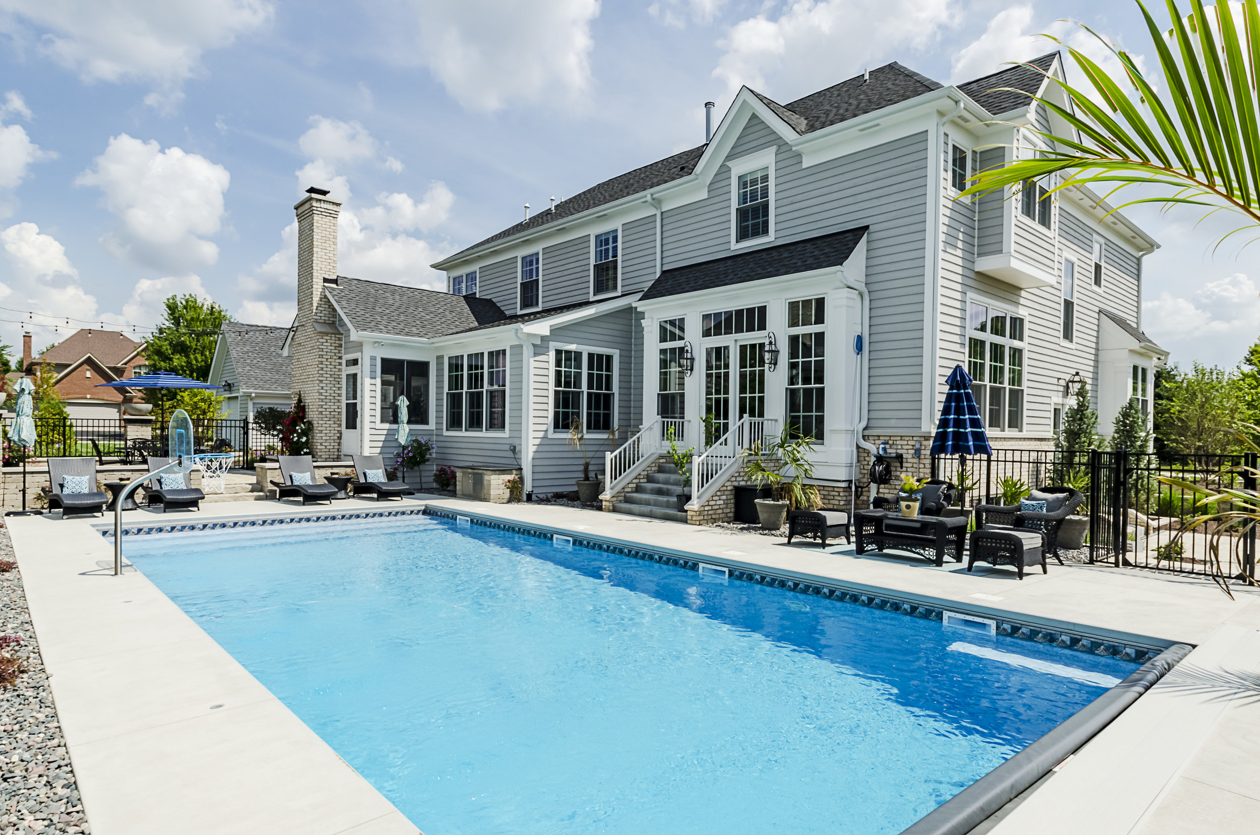 Geneva Home Pool