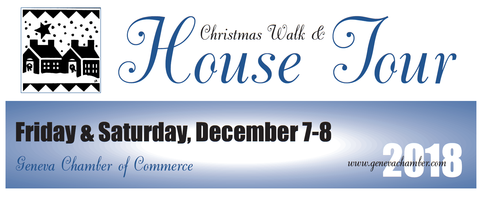 Geneva Chamber Holiday House Tour