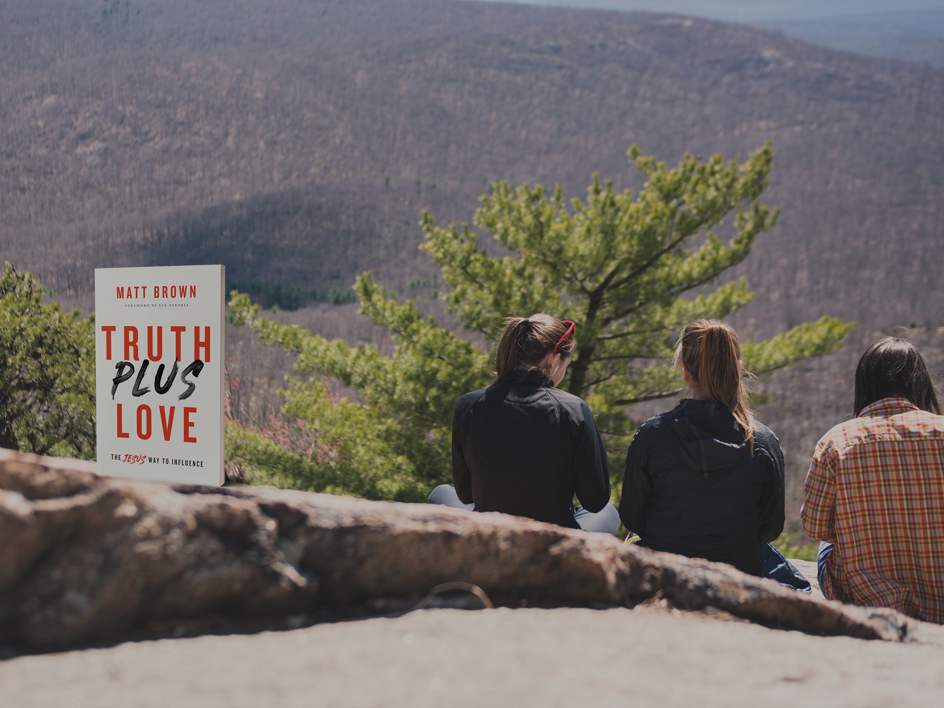 Truth Plus Love   What does it mean to grow more like Jesus, and how can we influence the world like He did?   Yes, I Want This Book