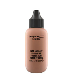 Light to Medium Build-able Coverage/Natural Satin Finish. Blend of unique liquid emollients.