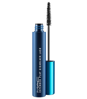 MAC Cosmetic's Extended Play Mascara $17.00/A defining waterproof mascara that's easily washable. No smudging here!