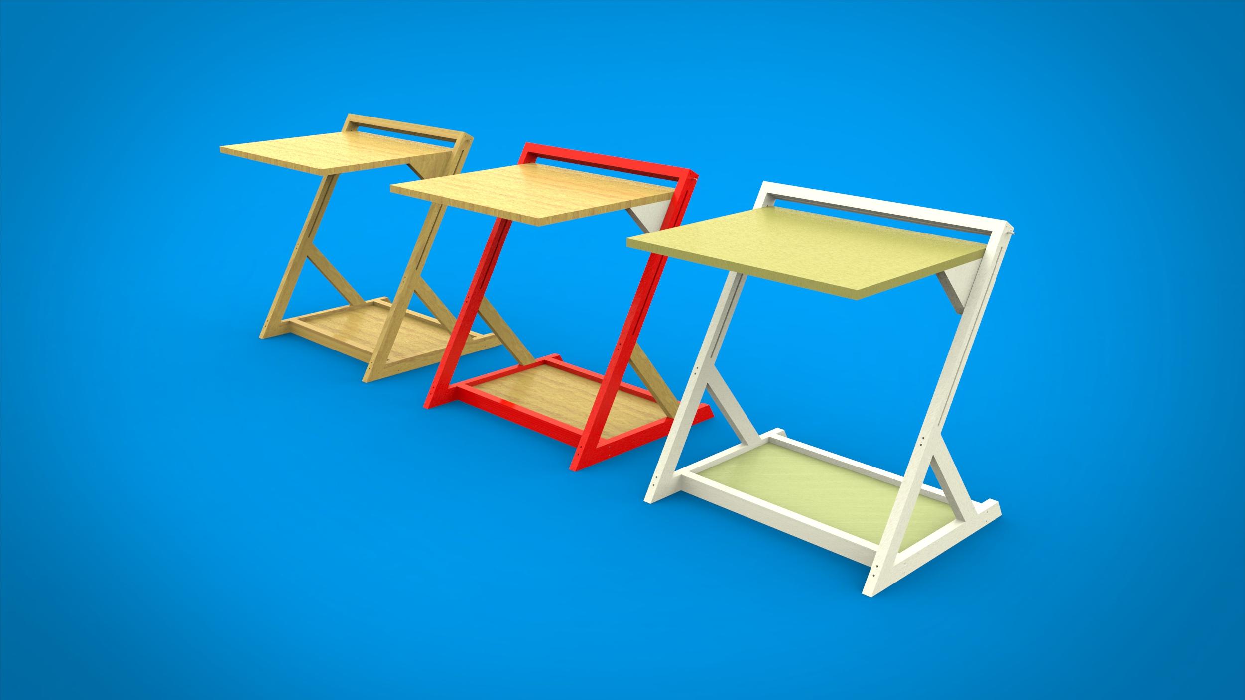 Konisa Studio - Ethos | Height Adjustable Table Series