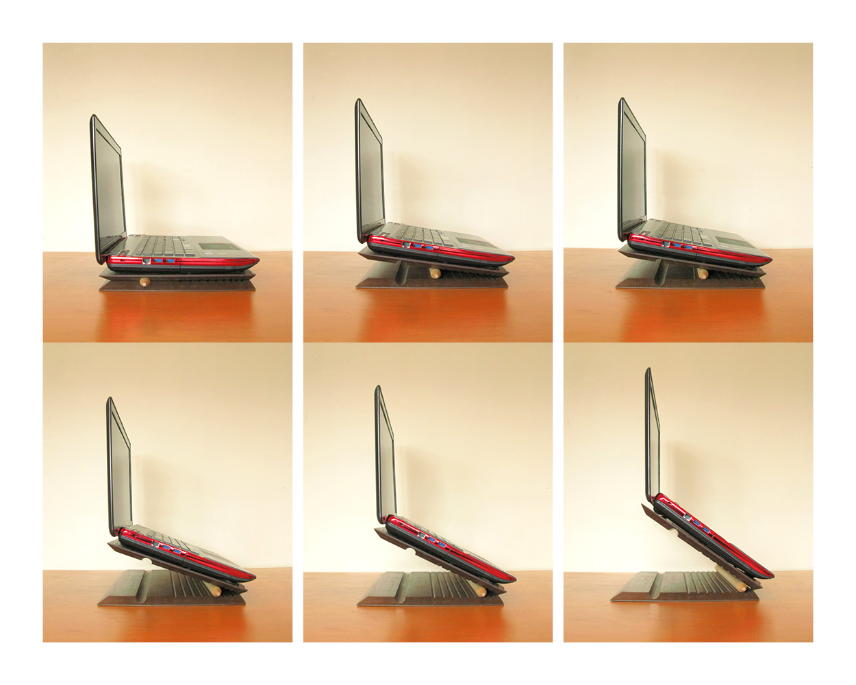 AdAR - Adjustable Laptop Riser