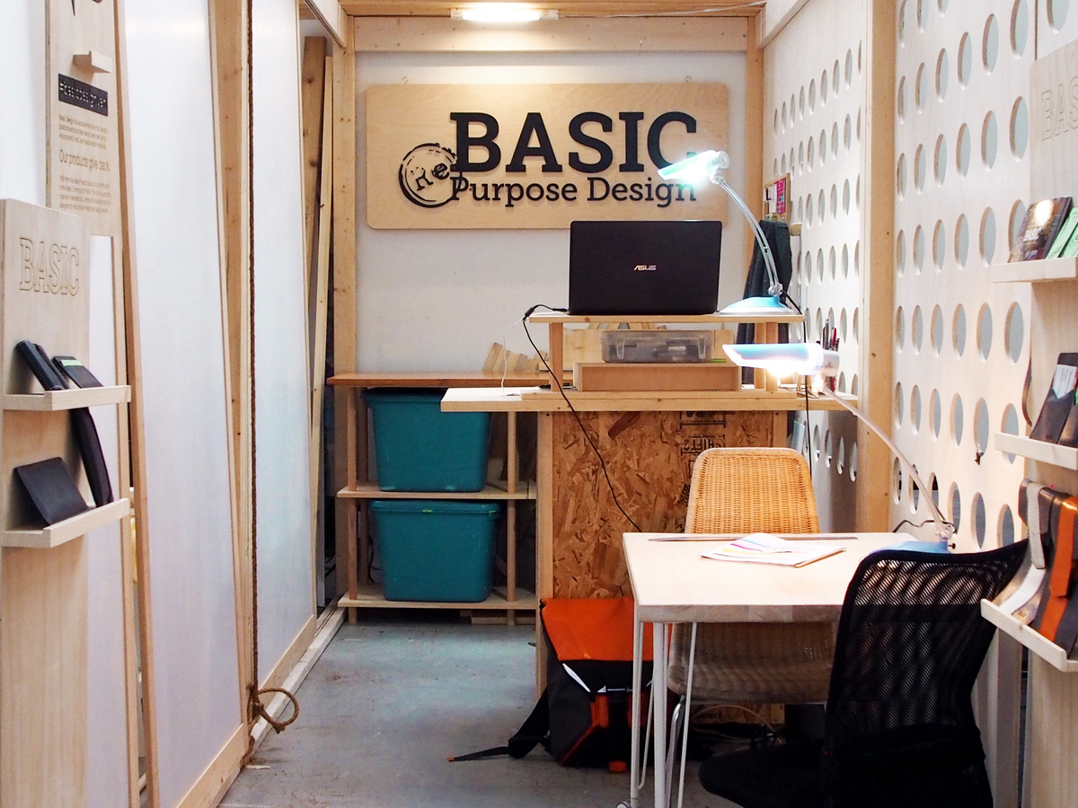 Basic Studio Space - Front