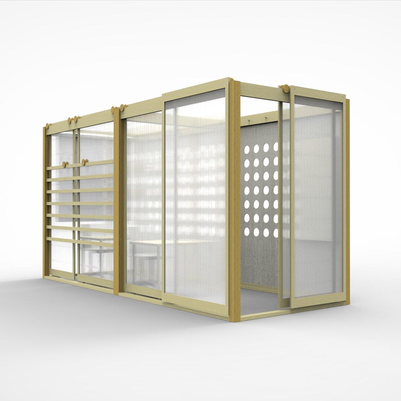 Basic Studio |  100 Sq/ft Workspace