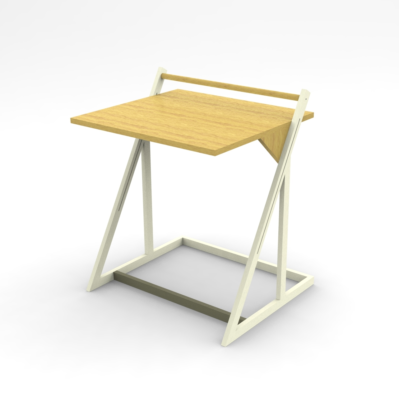 Ethos |  Hand-Adjusted Sit & Stand Table