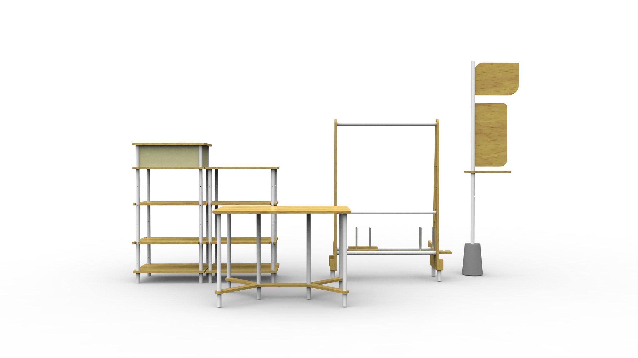 Konisa Studio Mobile Workspace