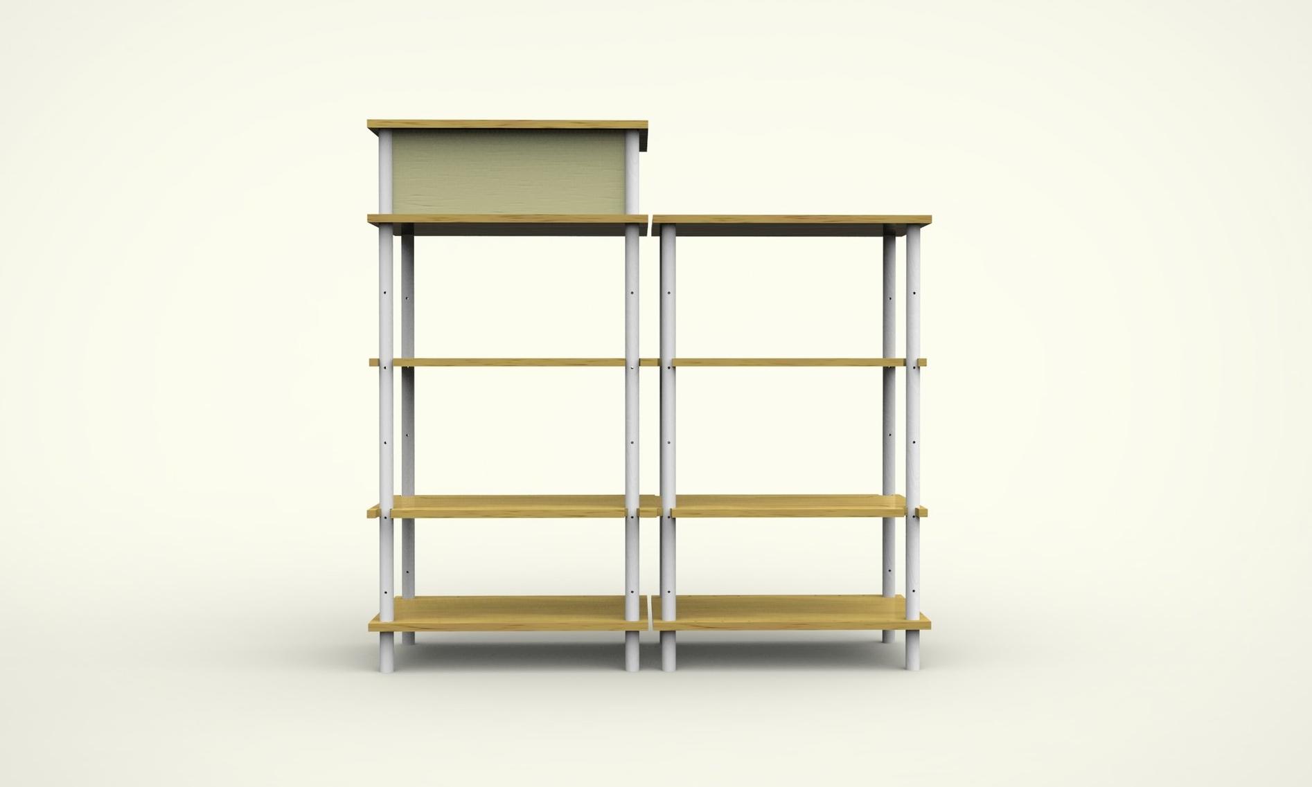 Konisa Studio - Mobila | Mobile Workspace Furniture