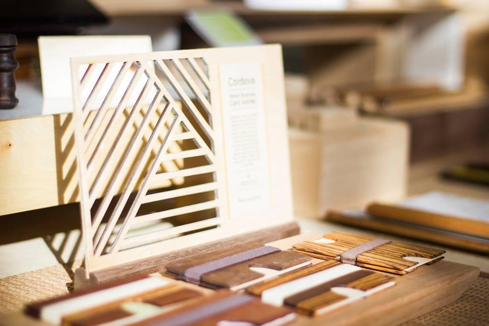 Fall For Local - Konisa Studio's Wood Artisan Gifts