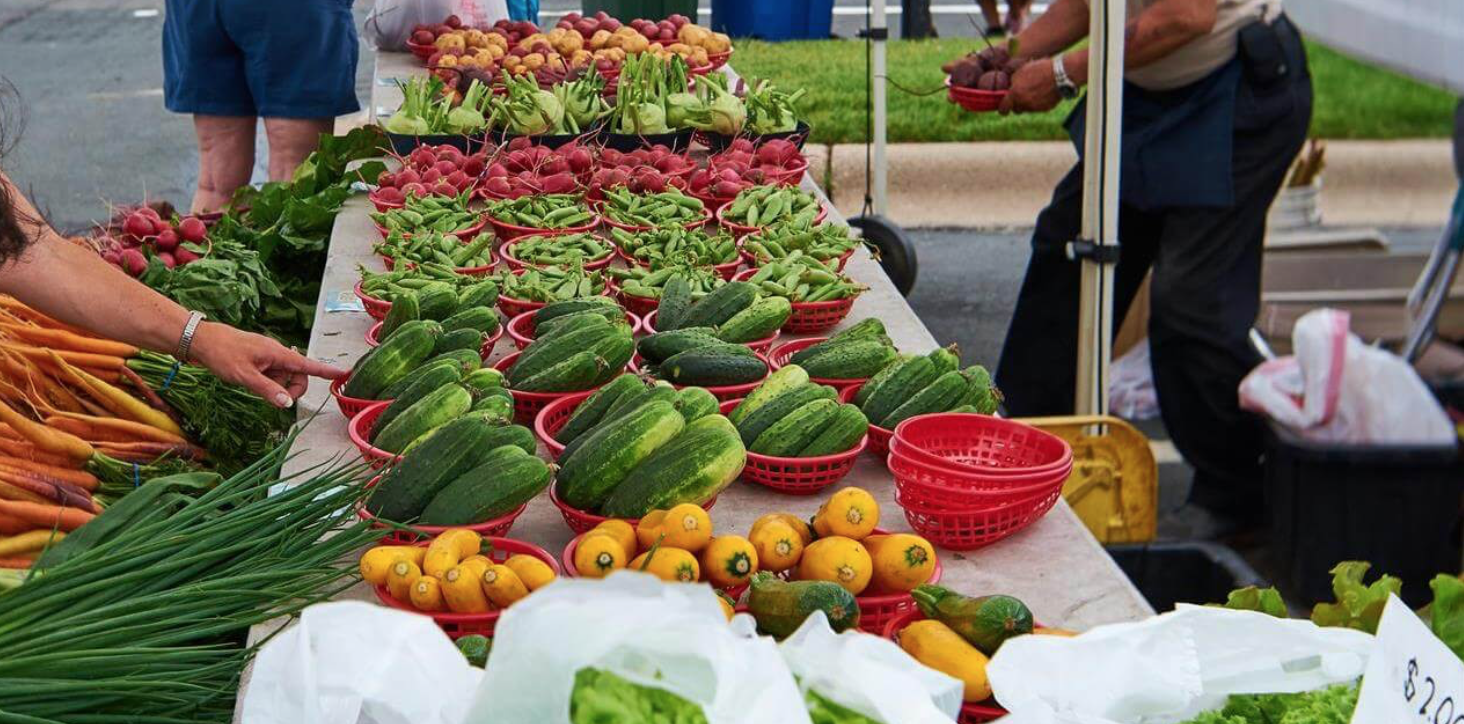 Things To Do in The Twin Cities- Farmers Markets