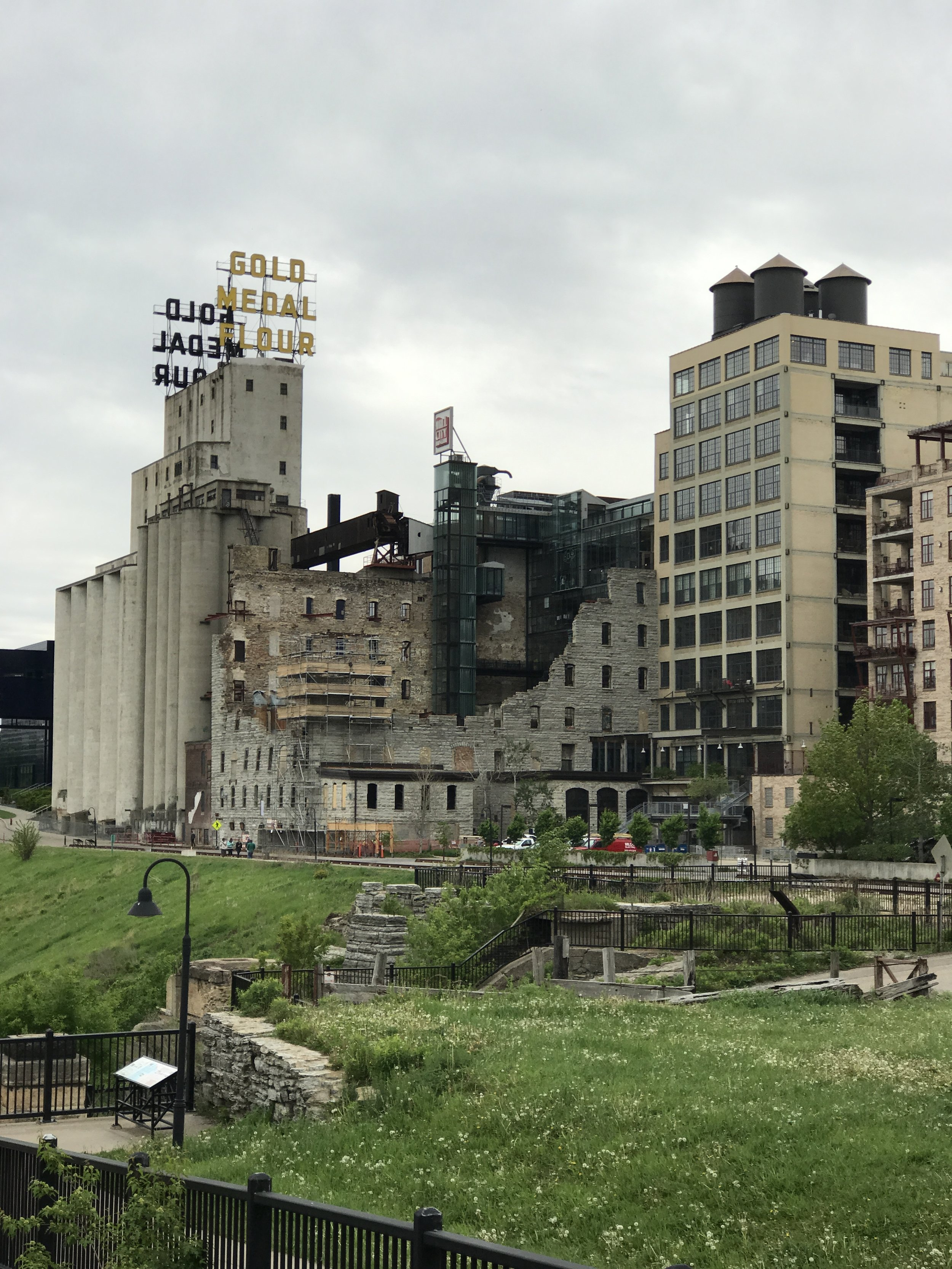 Mill City Museum~ Live & Love MN