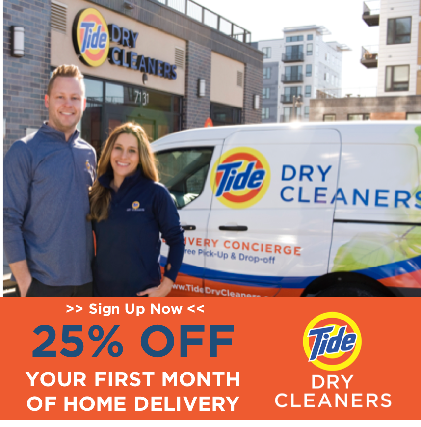 TIDE DRY CLEANERS EDINA | LIVE & LOVE MN