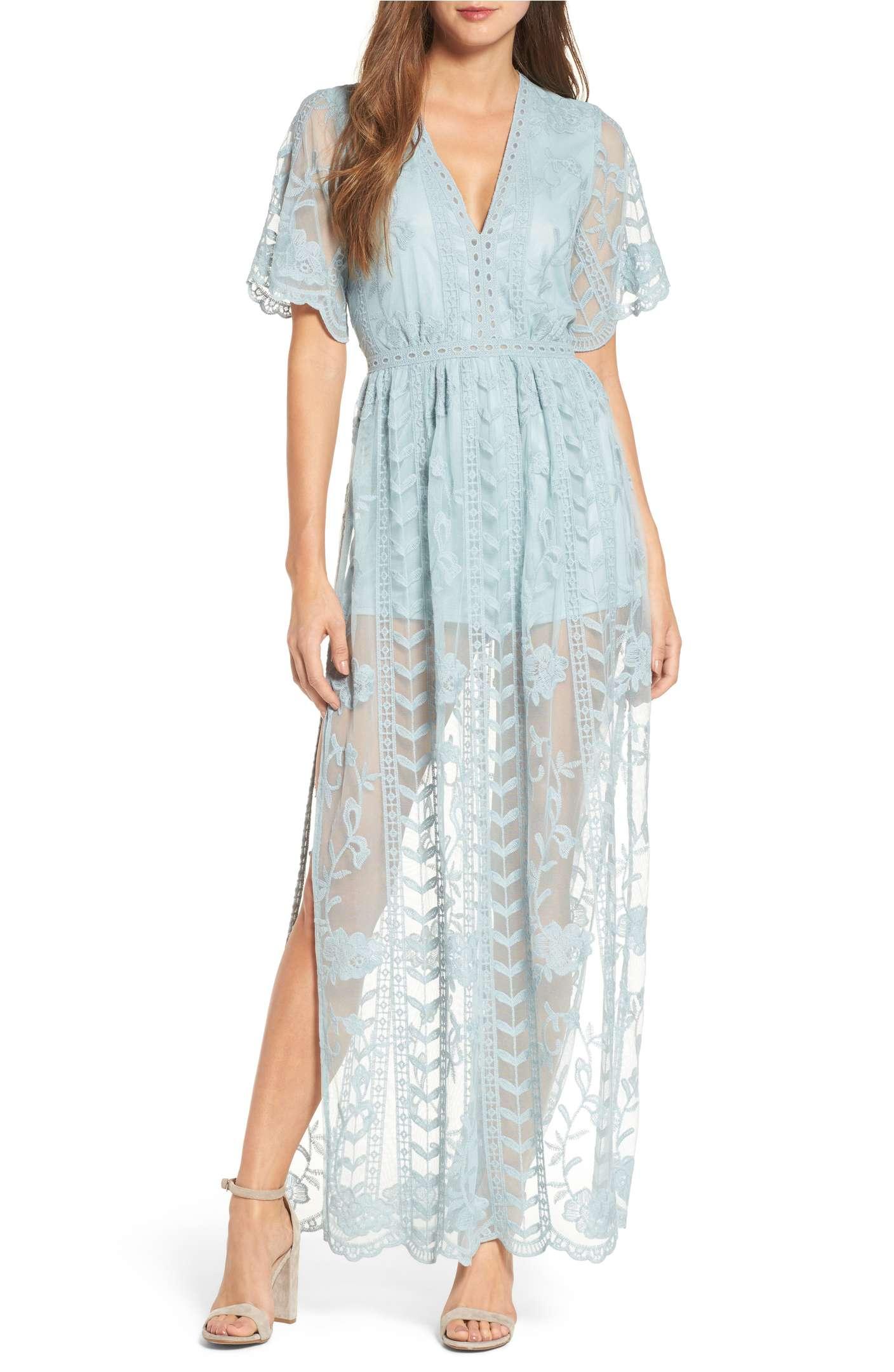 Spring Fashion: Lace Romper