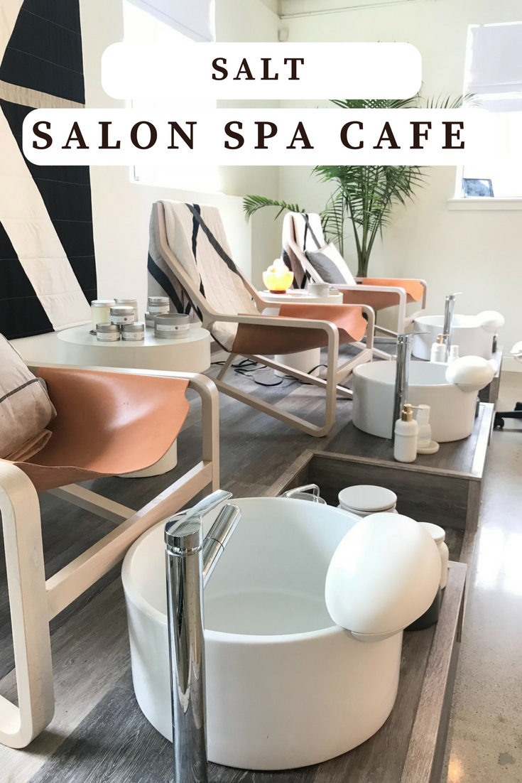 SALT Salon Spa Cafe