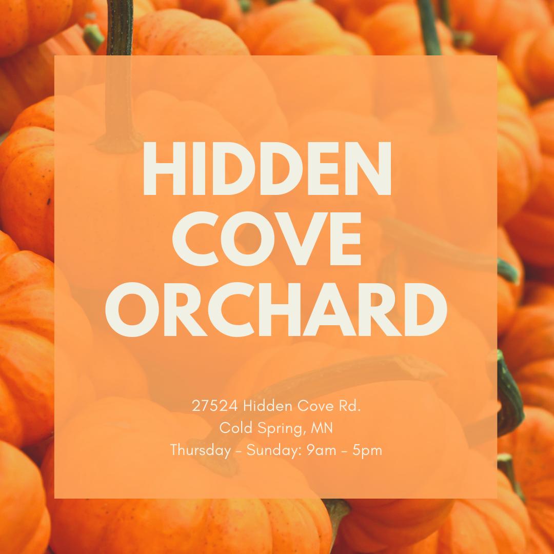 Hidden Cove Apple Orchard