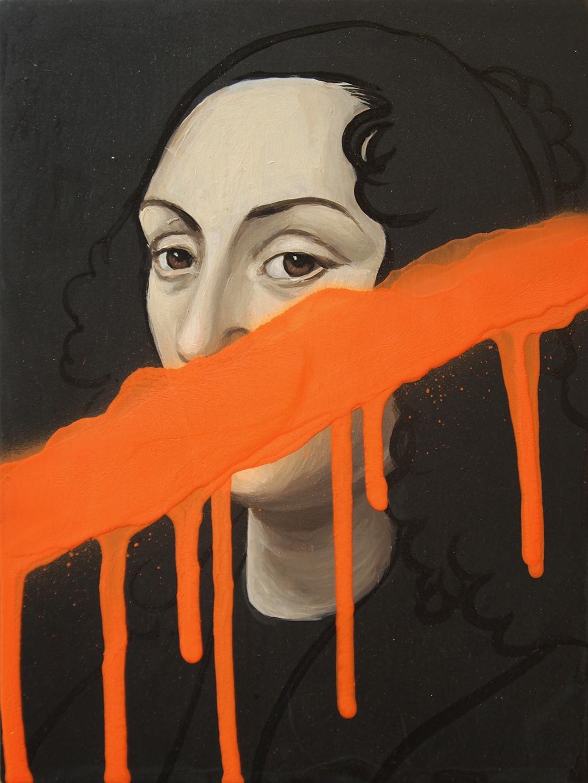 Orange Dash