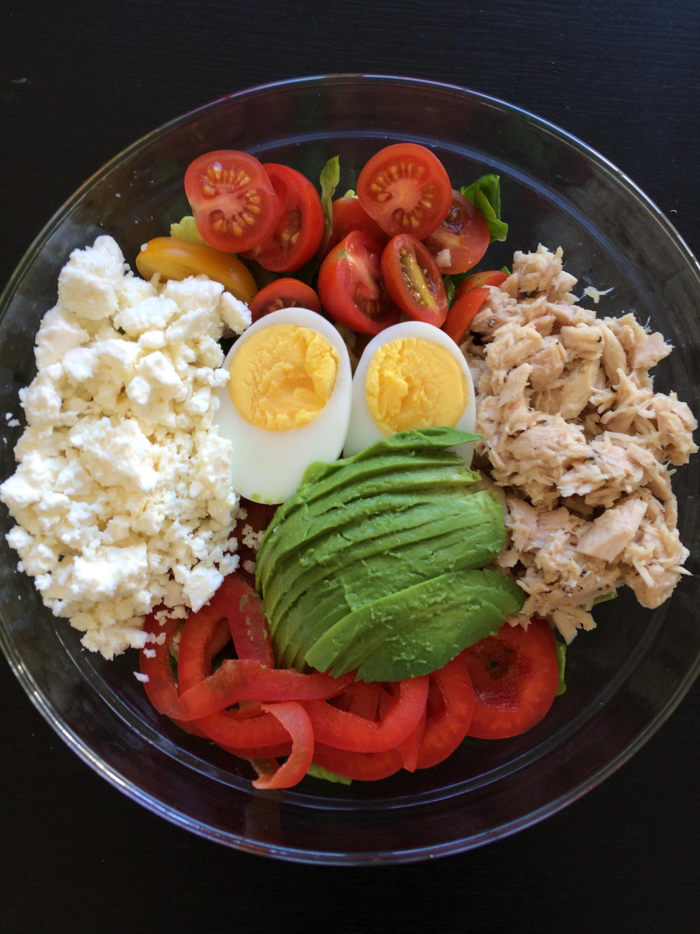 Cafe Tuna Salad