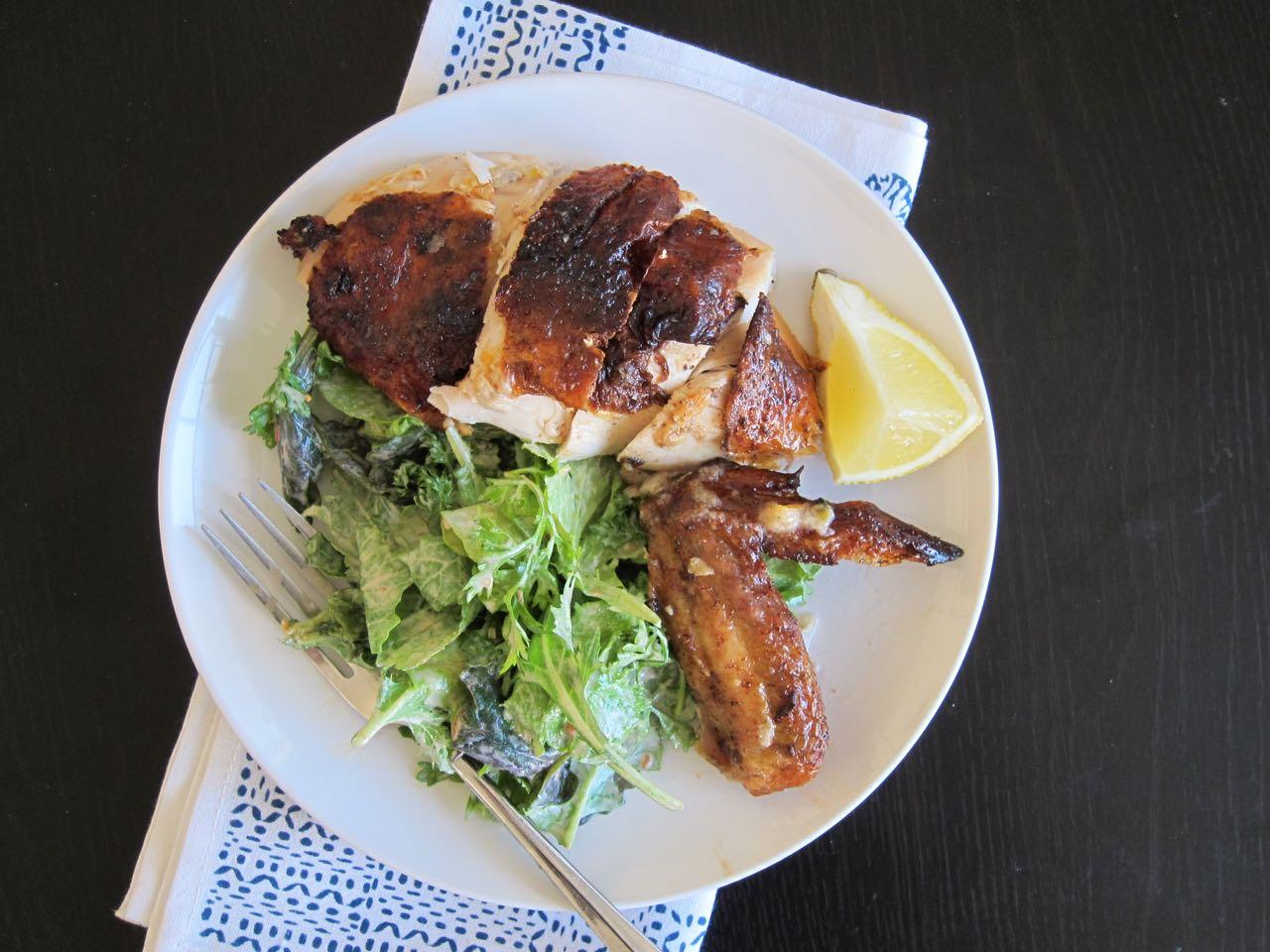 Preserved Lemon & Ras El Hanout Chicken