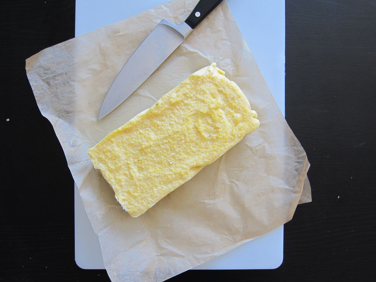 chilled cheese grits