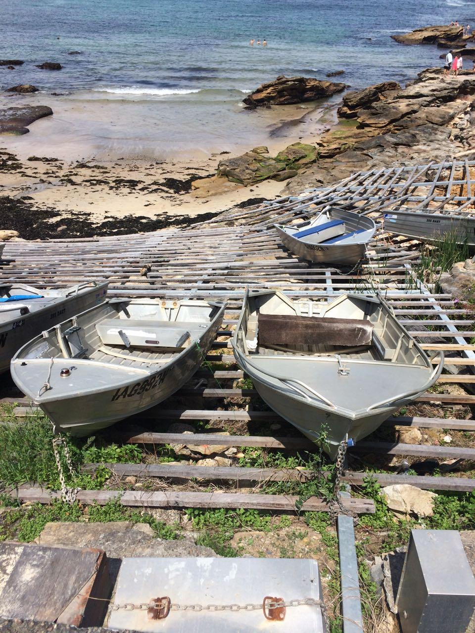 Boats on Bondi to Coogee Walk.jpg