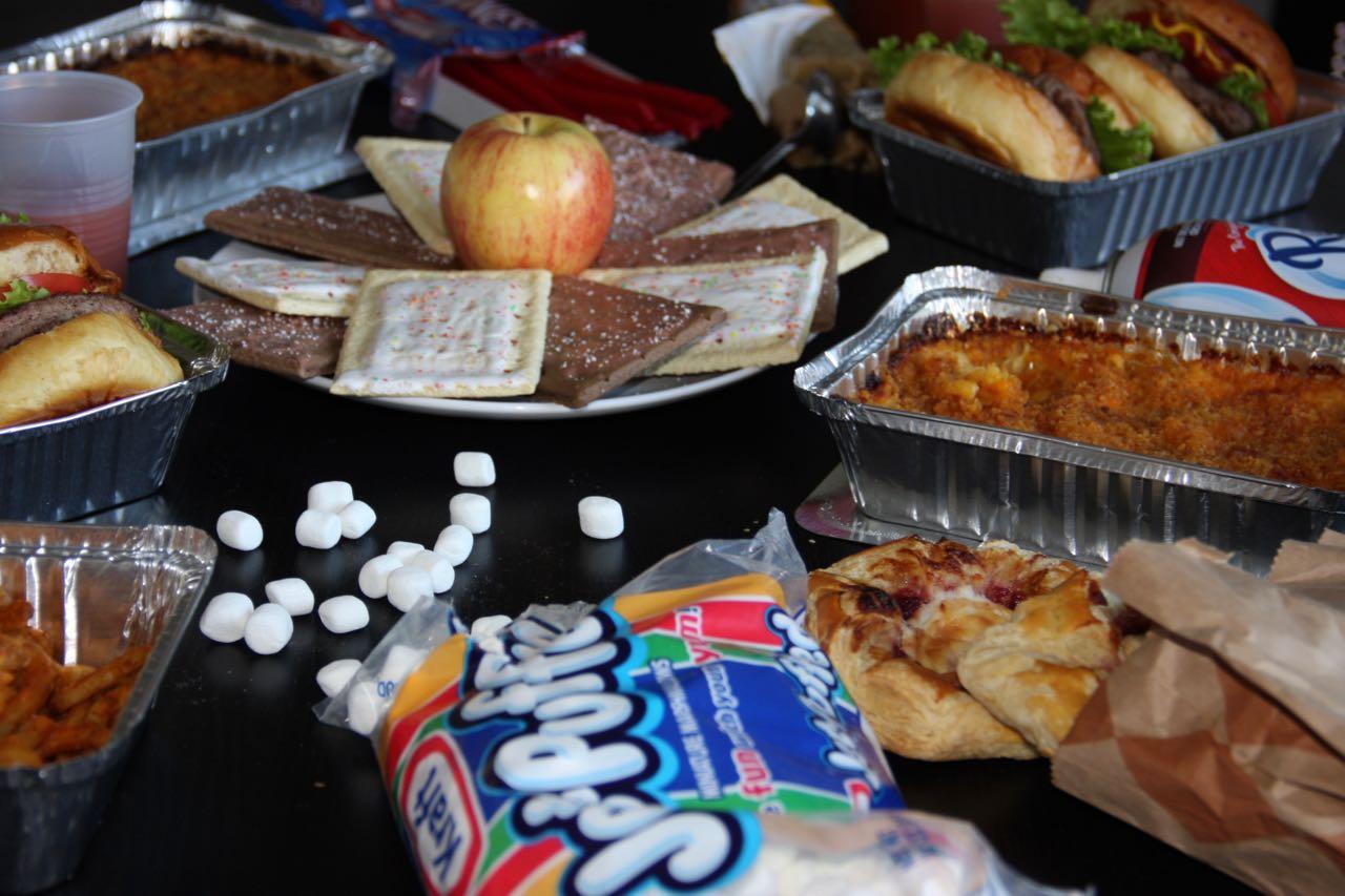 Gilmore Girls Feast