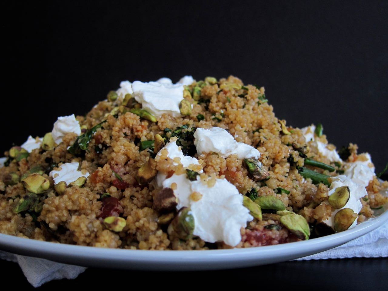 Two Cous Cous Salad