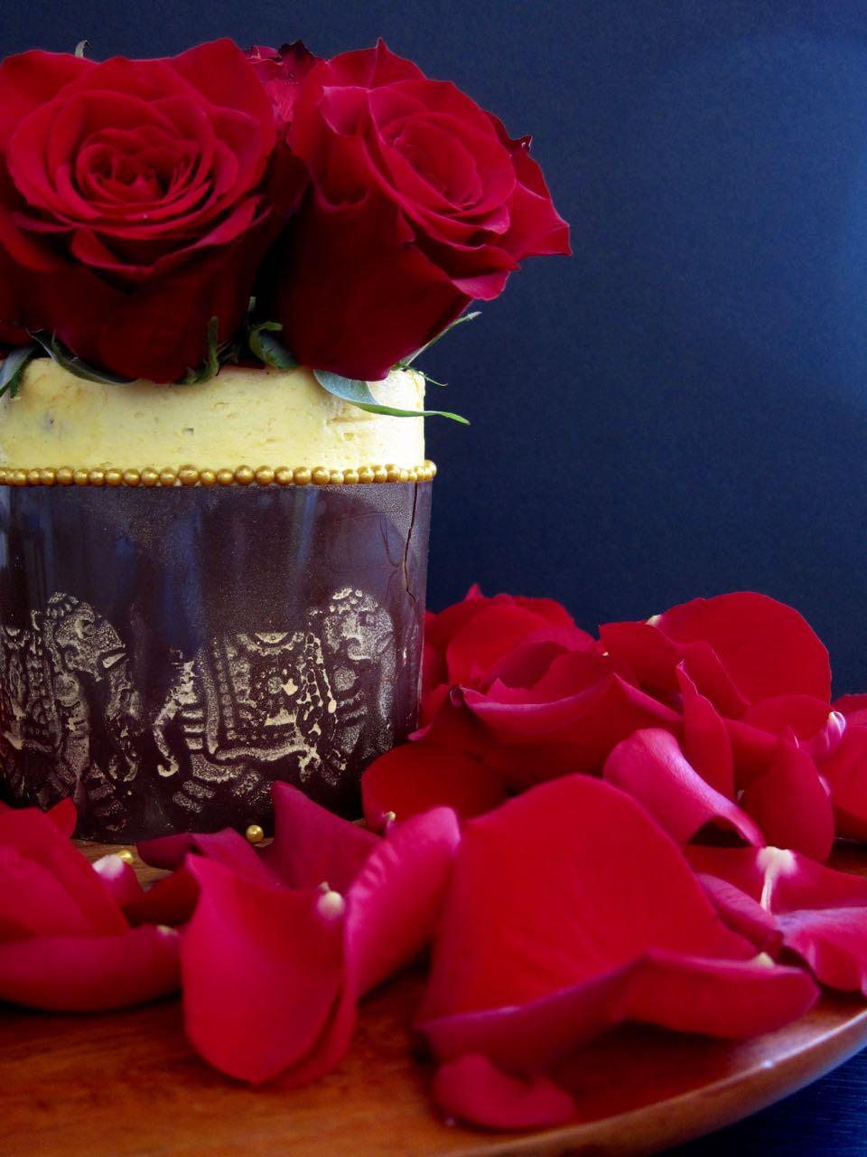 Bride & Prejudice Cake