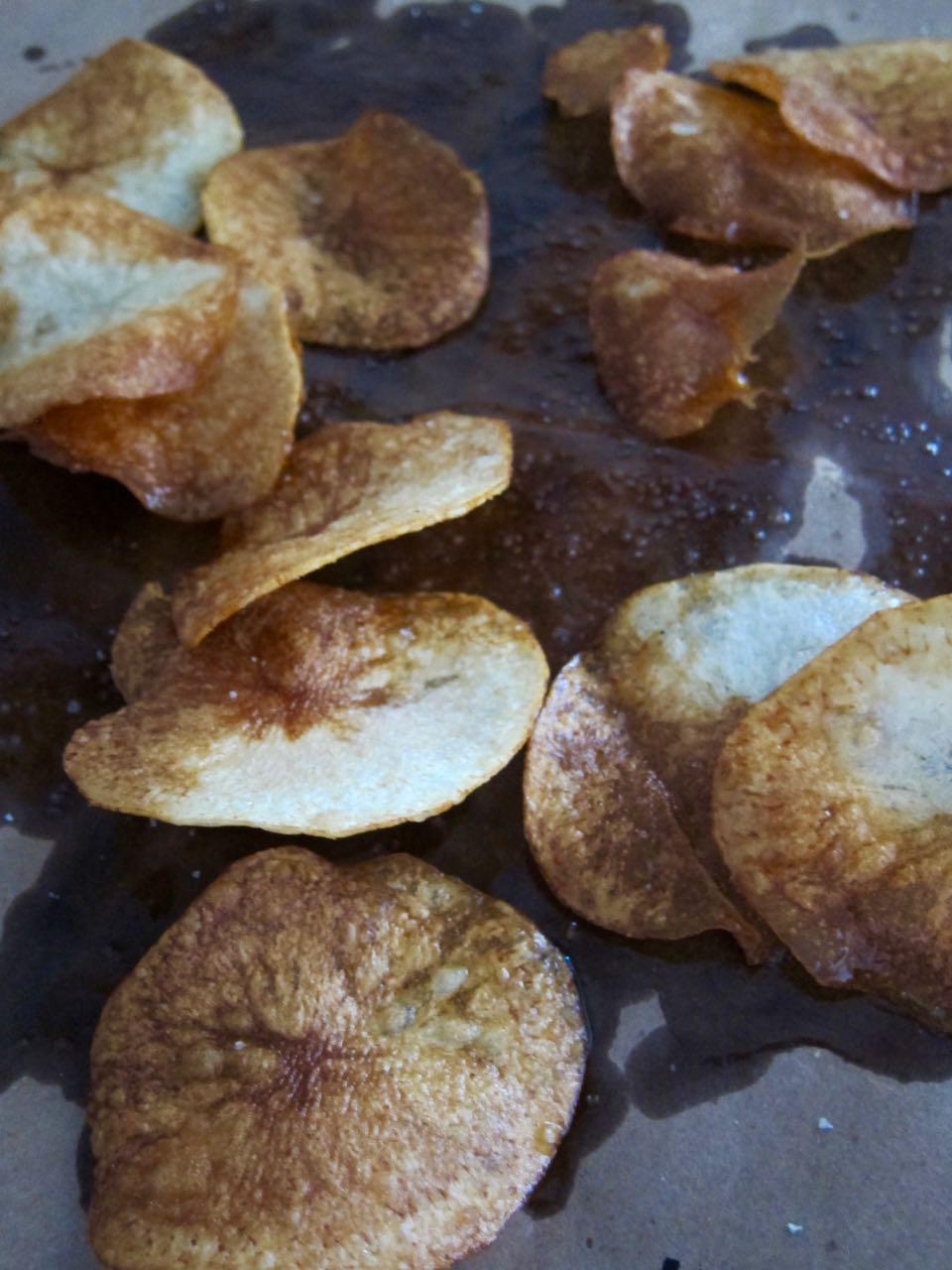 draining fried potato chips.jpg